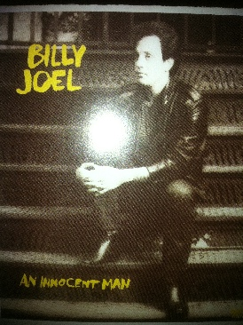 An Innocent Man - CD cover