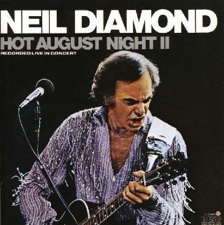 Hot August Night II - CD cover