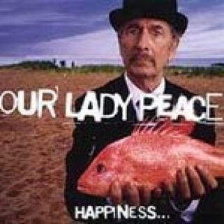 Happiness... Is Not A Fish You Can Catch - CD cover