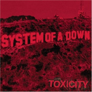 Toxicity - CD cover