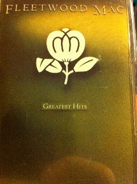 Greatest Hits - Cassette cover
