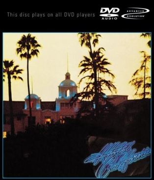Hotel California - DVD-A cover