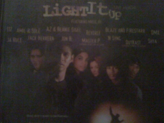 Light It Up - CD cover