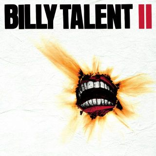 Billy Talent II - CD cover