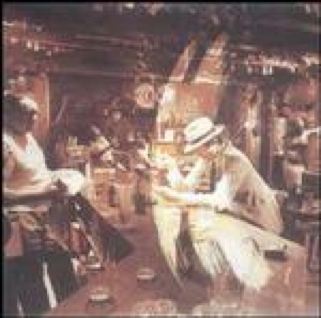 In Through The Out Door - CD cover