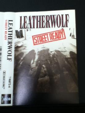 Street Ready - Cassette cover