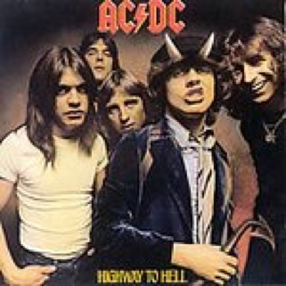 Highway To Hell - CD cover