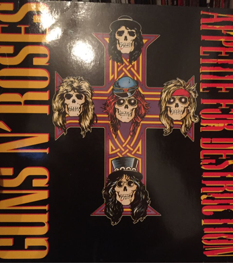 Appetite For Destruction - 12