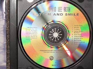 Eat Em And Smile - CD cover