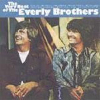 The Very Best Of The Everly Brothers - CD cover