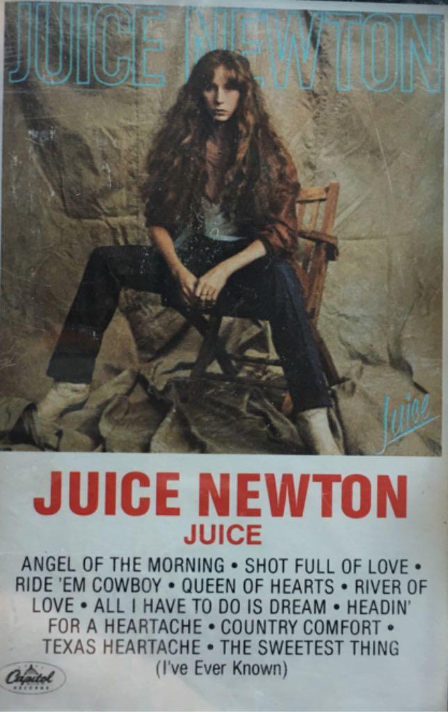 1981 Juice - Cassette cover