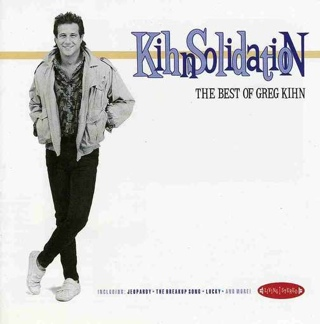 Kihnsolidation: The Best Of Greg Kihn - CD cover