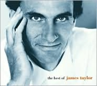 The Best of James Taylor - CD cover