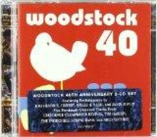 Woodstock 40 - CD cover