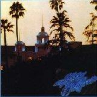 115.  Hotel California - CD cover