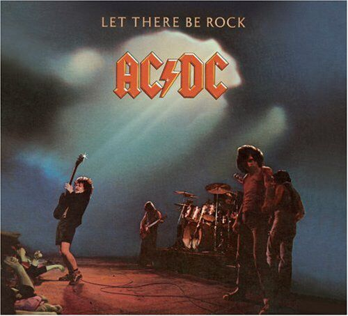 Let There Be Rock - CD cover