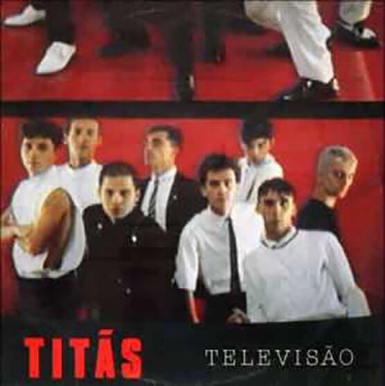 Televisāo - CD cover