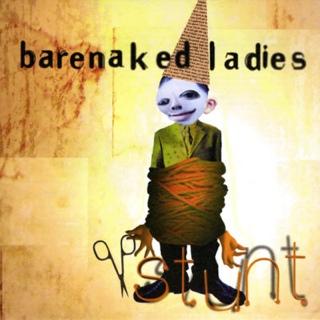 Stunt - CD cover