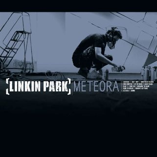 Meteora - CD cover