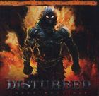 Indestructible - CD cover