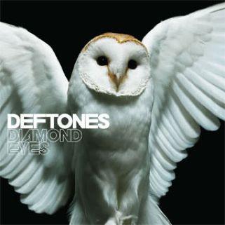 Diamond eyes - CD cover