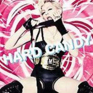 Hard Candy - CD cover