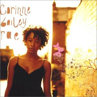 Corinne Bailey Rae - CD cover