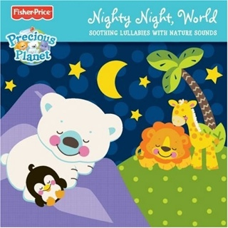 Nighty Night, World - CD cover