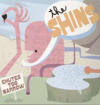 Chutes Too Narrow - 12