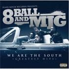 WE ARE THE SOUTH: GREATEST HITS - CD cover