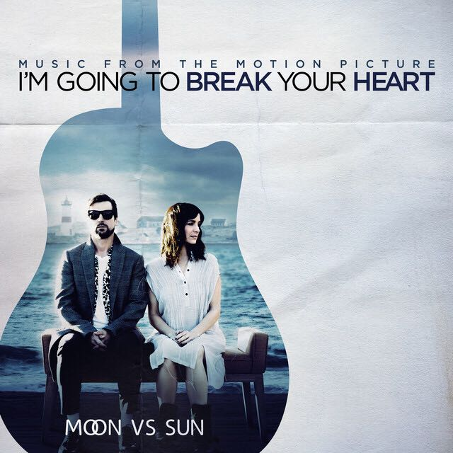 I'm Going to Break Your Heart - CD cover