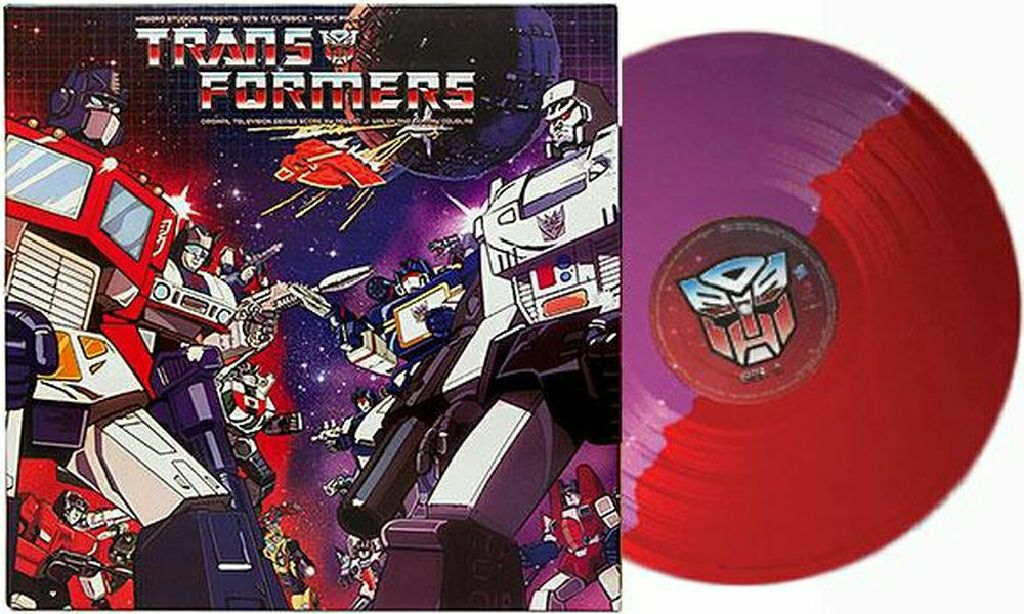 Transformers TV Series OST - 12