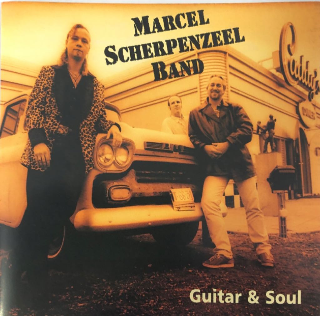Guitar & Soul -  cover