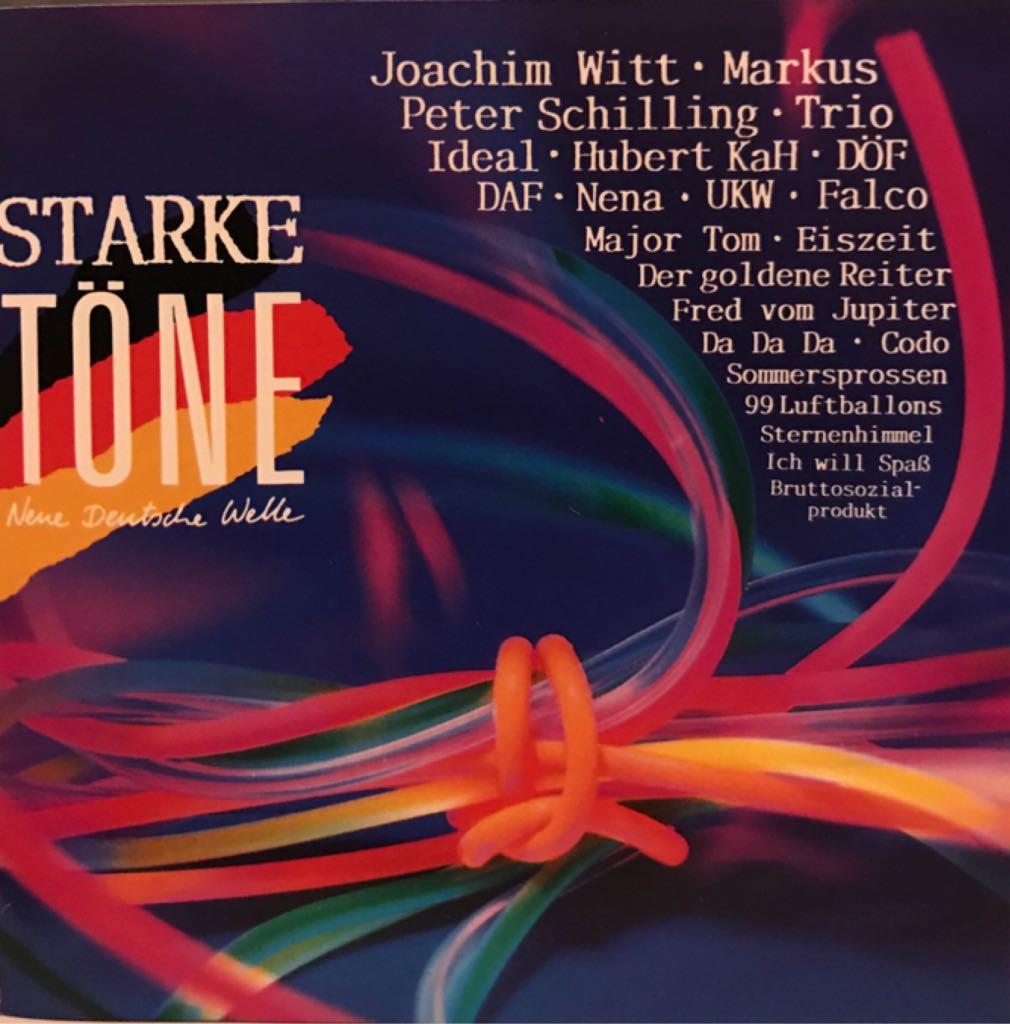 Starke TÖne - CD cover