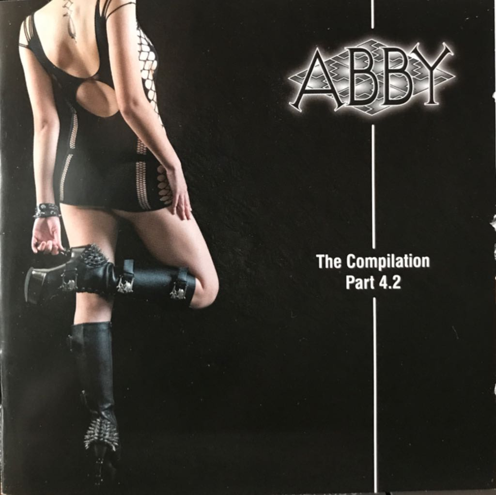 Abby - The Compilation 4.2 - CD cover