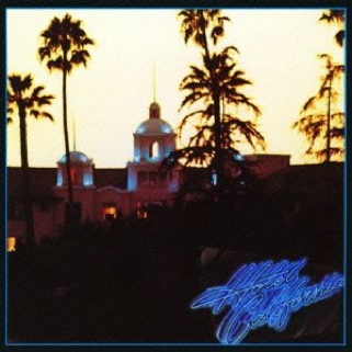 Hotel California - SACD cover