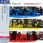 Synchronicity - SACD cover