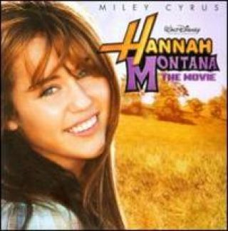 Hannah Montana: The Movie - CD cover