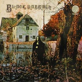 Black Sabbath (France) - CD cover