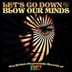 Let's Go Down And Blow Our Minds - CD cover