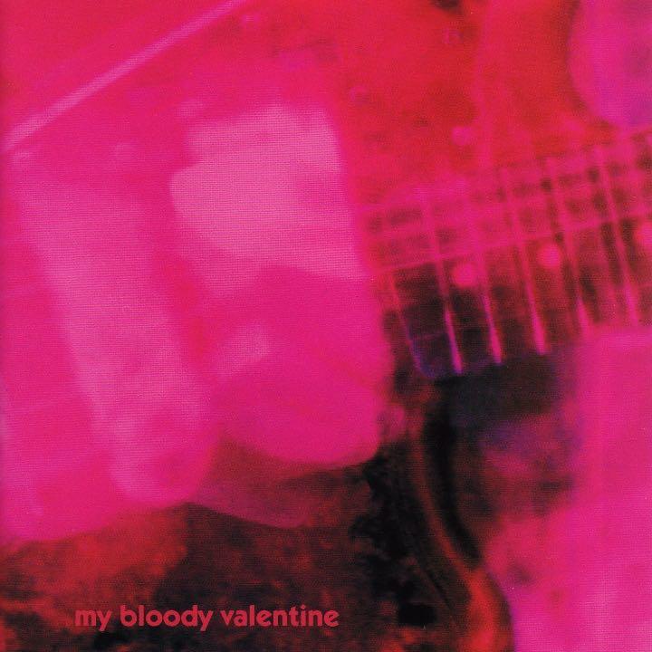 Loveless - Cassette cover