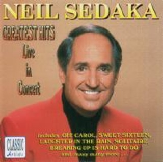 Neil Sedaka Greatest Hits - CD cover