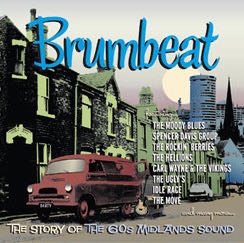 Brumbeat: The Story Of The 60's Midlands Sound - CD cover
