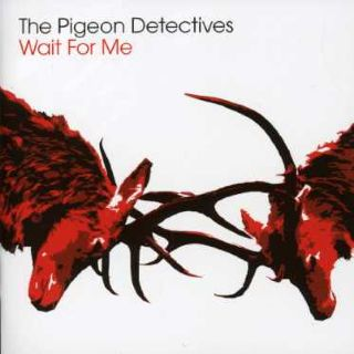 Wait For Me - CD cover
