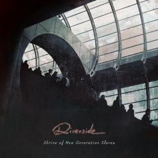 Shrine Of New Generation Slaves - CD cover