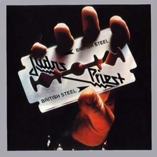 British Steel - CD cover