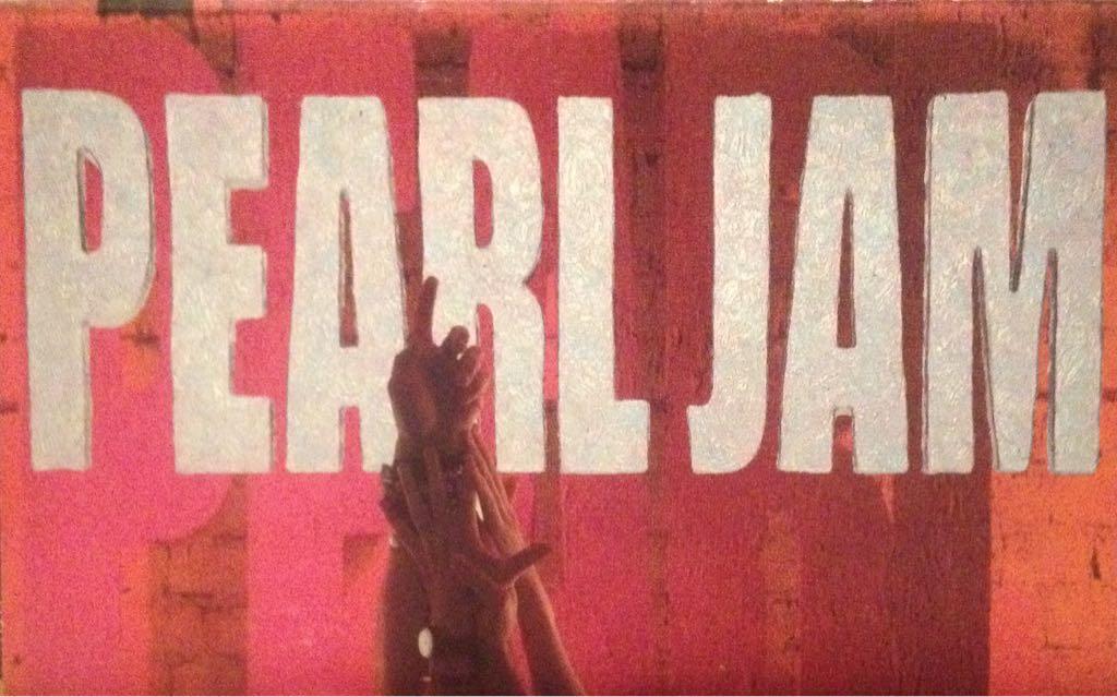 Ten - Cassette cover