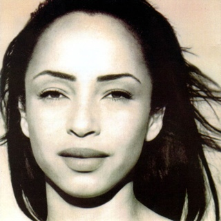 The Best of Sade - CD cover