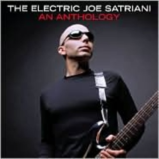 The Electric Joe Satriani : An Anthology - CD cover