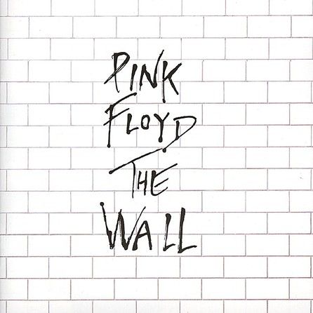 The Wall [remastered 2012] - CD cover